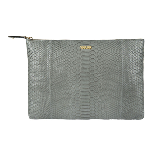 [불르아]LUA CLUTCH_GRAY