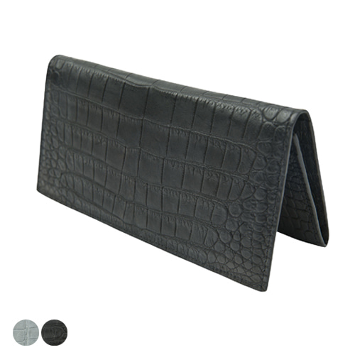 CROC LONG WALLET_2 COLORS