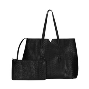 AILIN SHOPPER BAG_BLACK