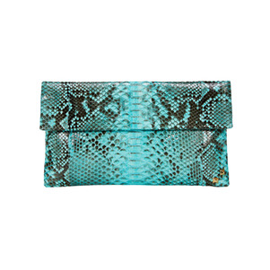 MINI FOLDING CLUTCH_SKYBLUE