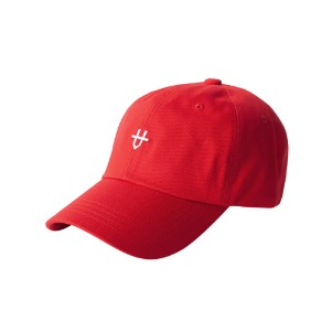 [불르아]LOGO BALLCAP_RED